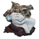 Flannel Wiping Rags